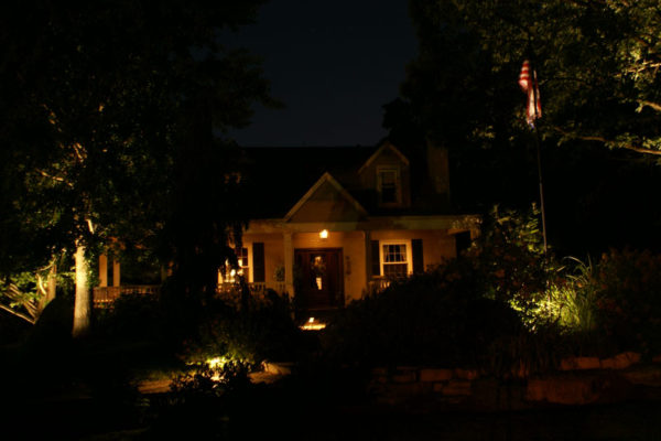 Landscape Lighting Page